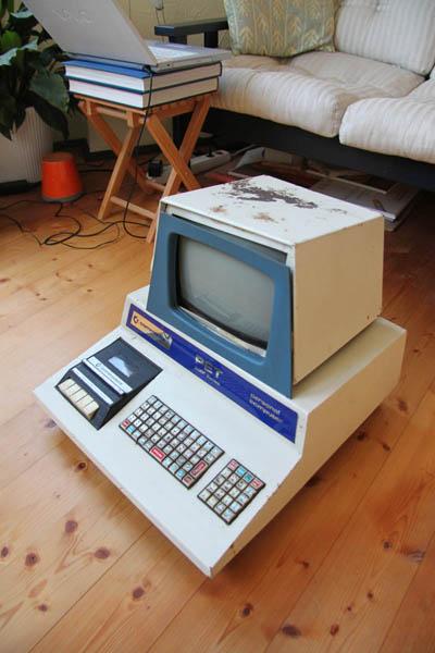 Commodore PET 2001-8 Reparatur / Repair